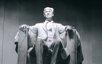 Donald J Trump War Memorial